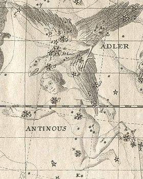 Resultado de imagen para Constelación Aquila