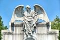 Archangel Michael, Rinelli-Guardino Mausoleum, Greenwood Cemetery.jpg
