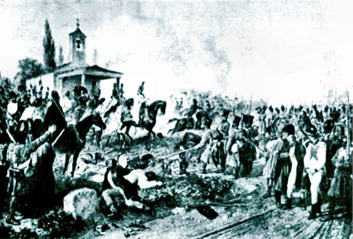 Battle Of Caldiero 1805 Wikipedia