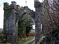 Archway to St Cledwyn's - geograph.org.uk - 1708634.jpg