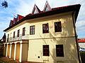 Areál židovskej synagógy (Prešov) Slovakia2.JPG