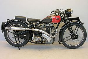 List of motorcycles of the 1930s - Wikipedia