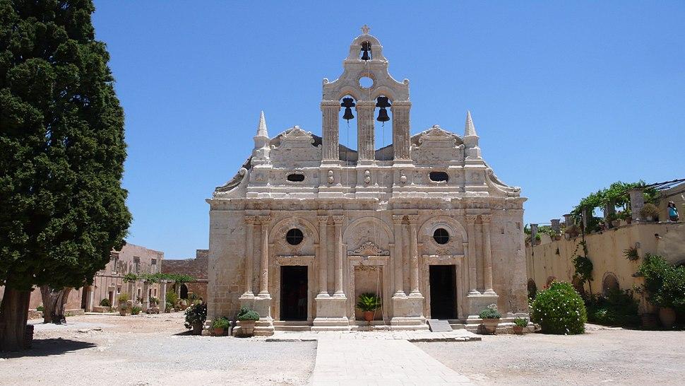 Arkadi Monastery Church