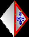 Armas infanta portugal