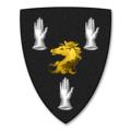 Armorial Bearings of the GUILLIM family of Langstone Court, Llangarron, Herefs.png