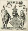 Arms of the House of Serhuyghs 1663.png
