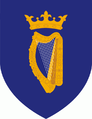 Arms of the Kingdom of Ireland.png