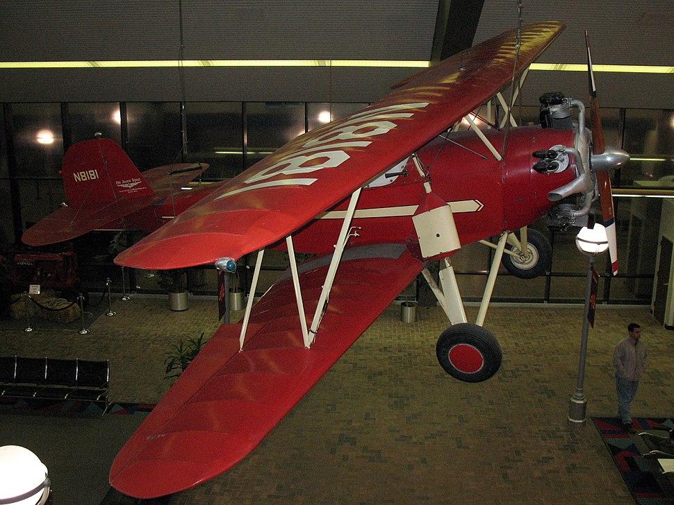 Arrow Sport, Lincoln Airport, Lincoln, Nebraska, USA
