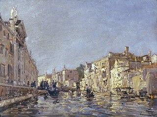 Rio di San Giovanni e Paolo a Venezia