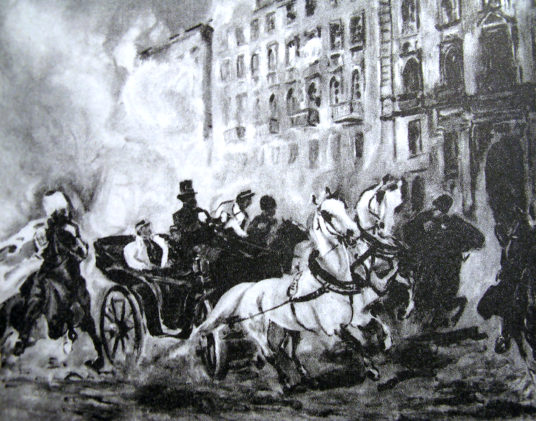 File:Assassination attempt on Russian general Fyodor Berg in Warsaw 1863.PNG