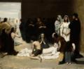 Asta Nørregaard - Waiting for Christ - Kristus kommer - Nasjonalmuseet - NG.M.04418.png