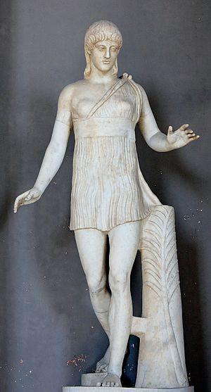 Atalanta - Image: Atalanta Vatican Inv 2784