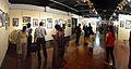 Atanu Ghosh - Solo Exhibition - Kolkata 2013-12-05 4798-4803.JPG