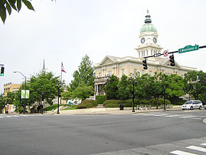 Athens, Georgia City Hall 2008.jpg