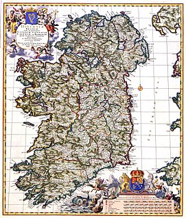 History of Ireland (1536–1691) aspect of history