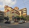 Attica 06-13 Athens 01 Metsovou StBasil Church.jpg