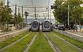 Attica 06-13 Paleo Faliro 06 trams at Achilleos.jpg