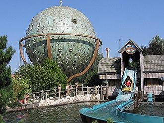 Attractiepark Slagharen - Apollo.