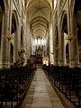 Auch (32) Cathédrale Sainte-Marie Intérieur 01.JPG