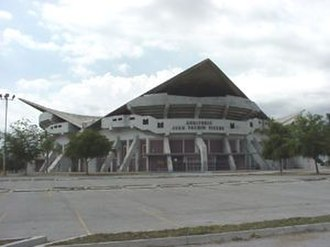 Leones de Ponce (basketball) - Auditorio Juan Pachín Vicéns, home venue for the team