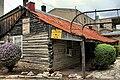 Aue dogtrot log cabin 2013.jpg