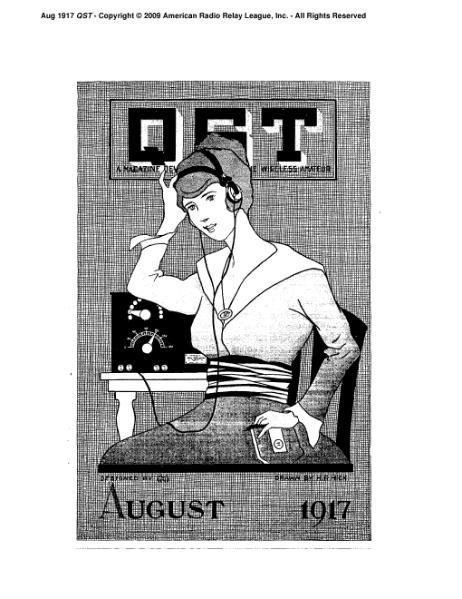 File:August 1917 QST.djvu