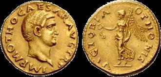 Otho - Aureus of Otho.
