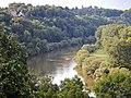 Ausblick vom 366 km langen Neckartalradweg auf den Neckar - panoramio.jpg