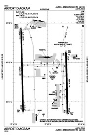 FAA airport diagram