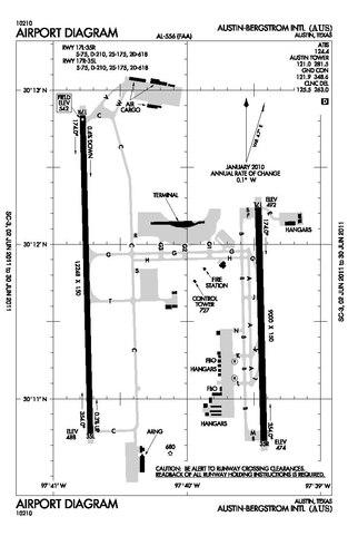 file austin bergstrom faa airport wikipedia. Black Bedroom Furniture Sets. Home Design Ideas