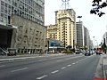 Av Paulista em frente ao Predio da Gazeta - Sao Paulo SP - panoramio.jpg