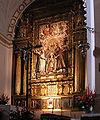 Avila Convento de Sta Theresa Retablo.jpg