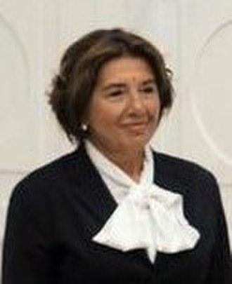 Deputy Speaker of the Grand National Assembly - Image: Ayşe Nur Bahçekapılı