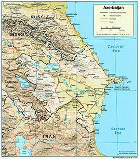 Transport in Azerbaijan Overview of the transport in Azerbaijan