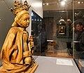 Büste der Heiligen Elisabeth (15. Jahrhundert) im Museum auf der Wartburg.jpg