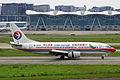 B-2956 - China Eastern Airlines - Boeing 737-33A - CKG (10139059274).jpg