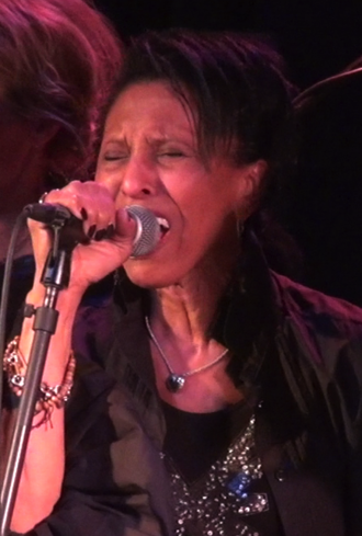 Nona Hendryx - Nona Hendryx performing at the Bowery Poetry Club as part of the Captain Beefheart tribute Best Batch Yet (June 7, 2011)