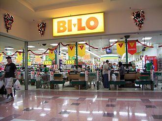BI-LO (Australia) - A former BI-LO supermarket in Sydney, New South Wales