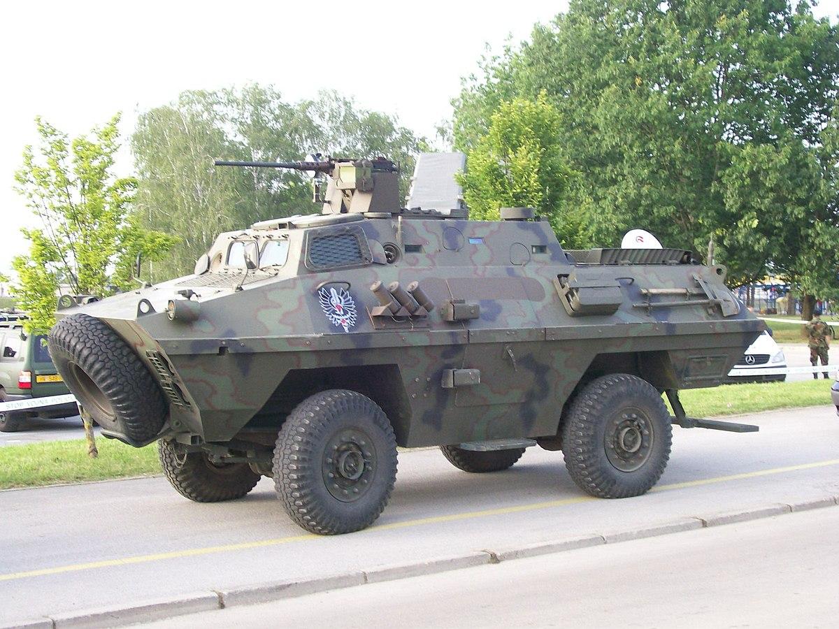 Drive A Tank >> BOV (APC) - Wikipedia
