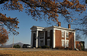 "George Plater Tayloe - ""Buena Vista"", Roanoke, Virginia"