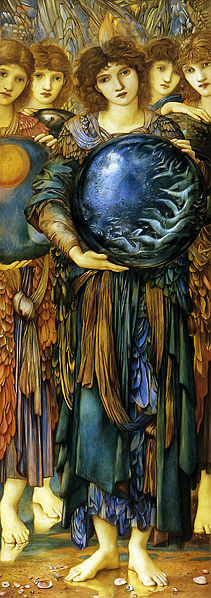 File:BURNE-Jones, Edward Days of Creation (Fifth) 1870-1876.jpg