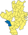 Bad Feilnbach - Lage im Landkreis.png