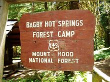 Bagby Hot Springs - Wikipedia