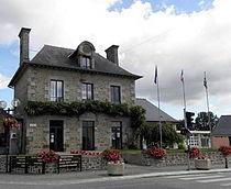 Baguer-Pican (35) Mairie.jpg