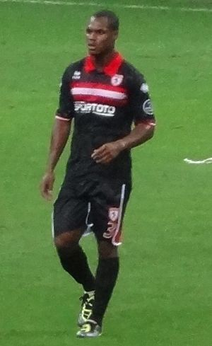 André Bahia - Bahia during his time at Samsunspor in 2011.