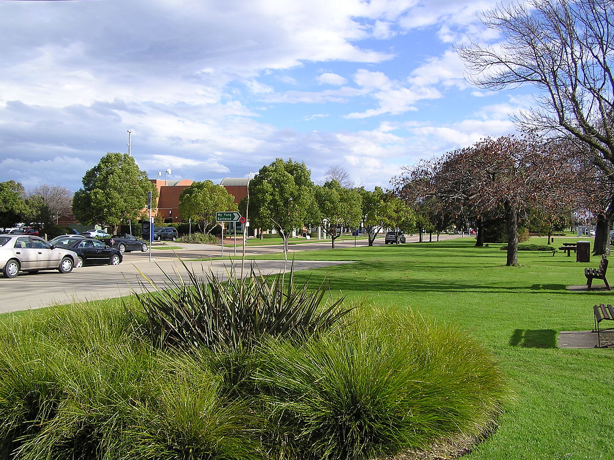 Bairnsdale City