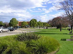 Bairnsdale - Bairnsdale Gardens Main Street
