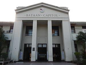 Bataan - Bataan Provincial Capitol in Balanga