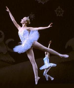 Arnie Zane - Image: Ballerina icon