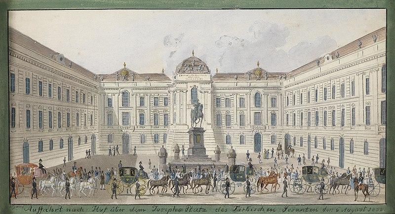 File:Balthasar Wigand Josephsplatz 1835.jpg